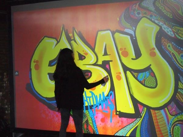 graffiti-muur